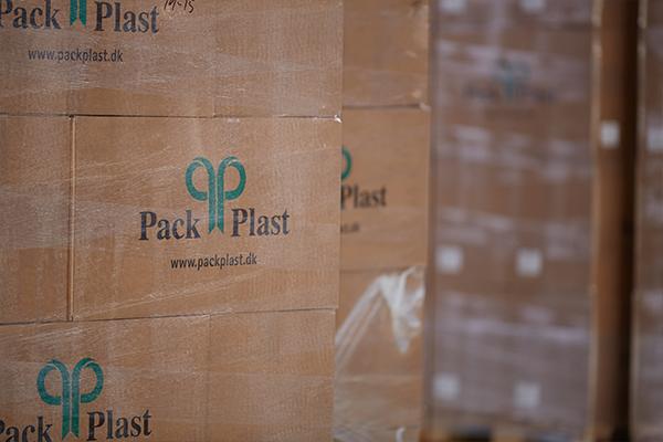 Pack Plast Pølsebakke
